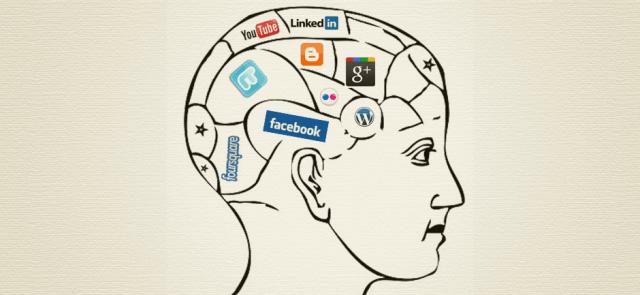 Cérebro viciado em redes sociais