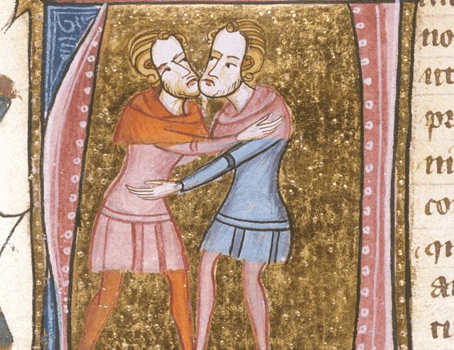 Relações homossexuais na Idade Média
