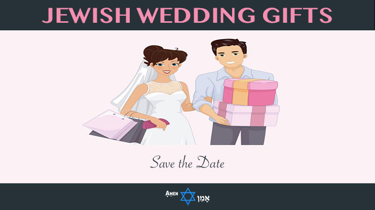 30+ Traditional Jewish Wedding Gift Ideas The Jewish