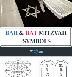 10 bar bat mitzvah symbols signs and what they really mean  [ 735 x 1102 Pixel ]