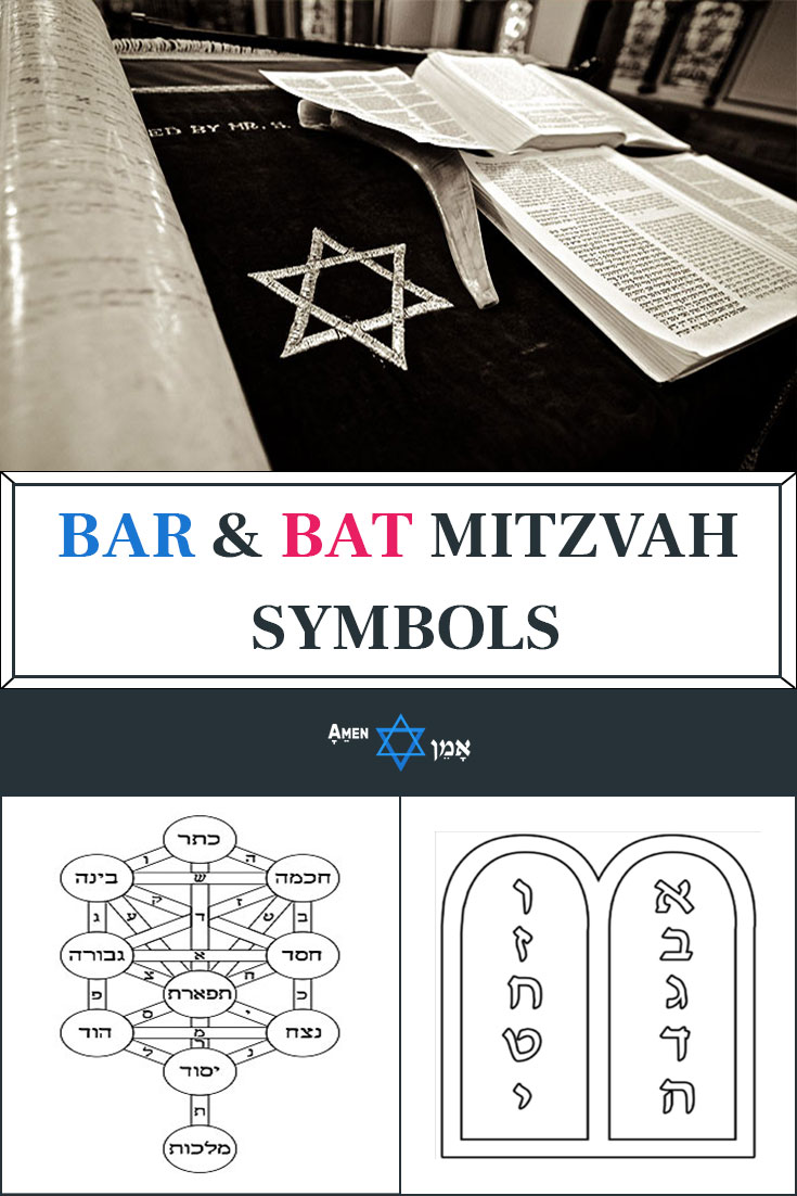 medium resolution of 10 bar bat mitzvah symbols signs and what they really mean