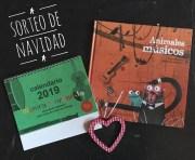 Sorteo literario y musical de Navidad