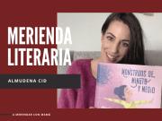 """Almudena Cid: """"Monstruos de minuto y medio"""" es mi manual para los duros momentos"""""""