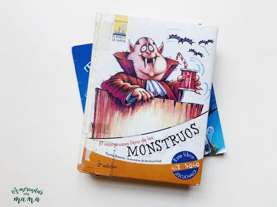 El monstruoso libro de los monstruos libros fantasmas