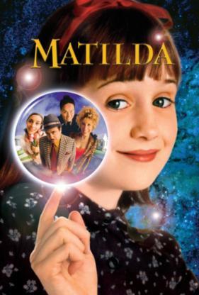 Matilda películas familiares