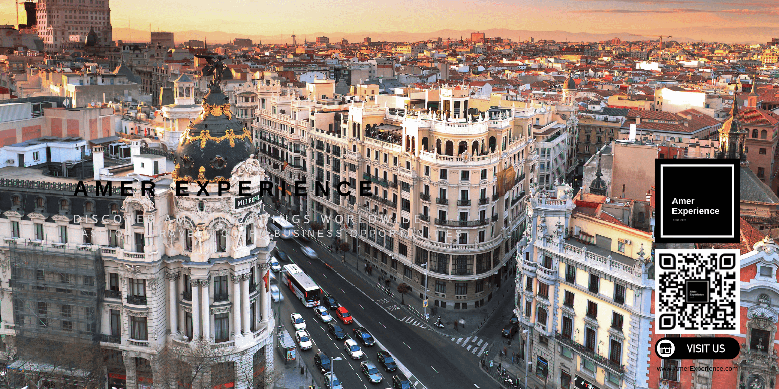 Visit Movie and TV, Visit Movie and TV Destinations – Guayaquil and Madrid, AMER EXPERIENCE
