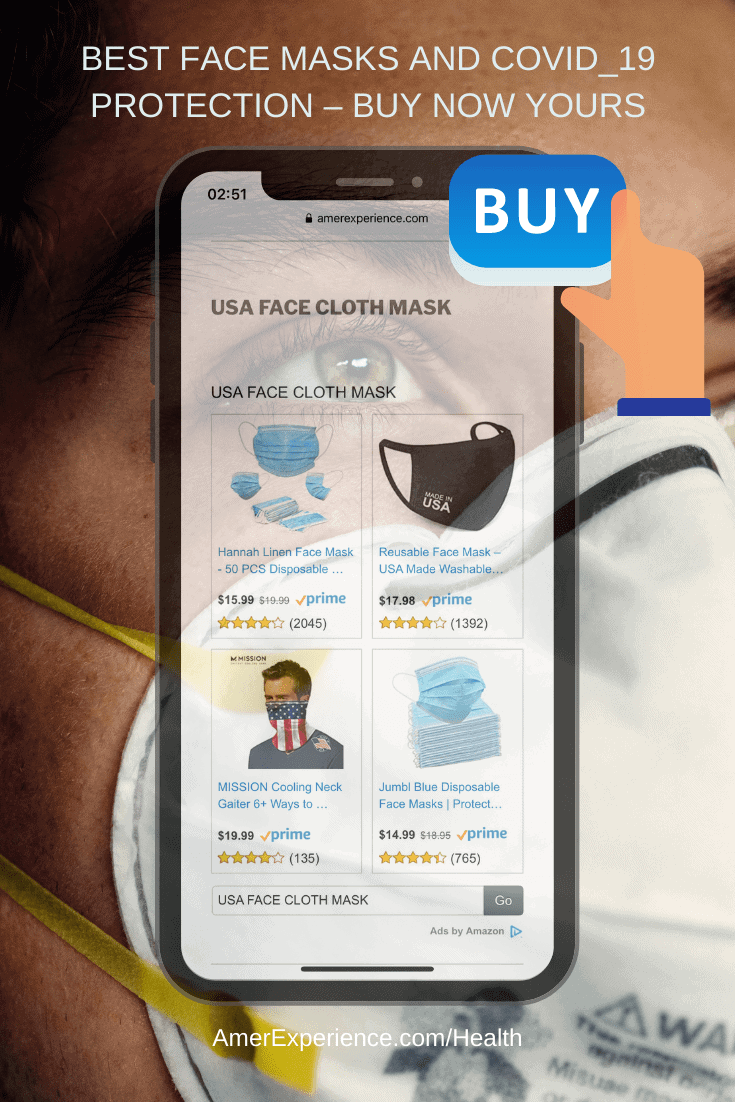 Best COVID_19 Protection Products and Anti-virus Face Masks Online Sales