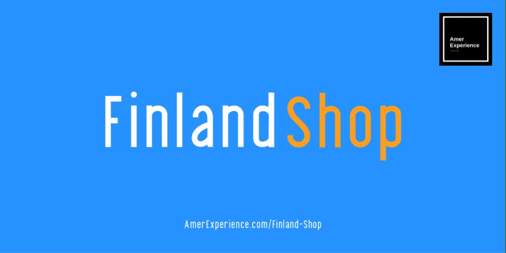 finland shop, Finland Shop, AMER EXPERIENCE