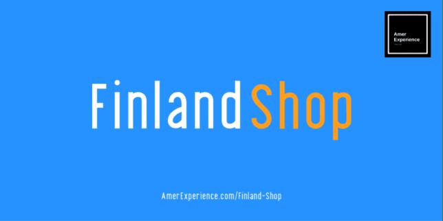 Finland Shop Online