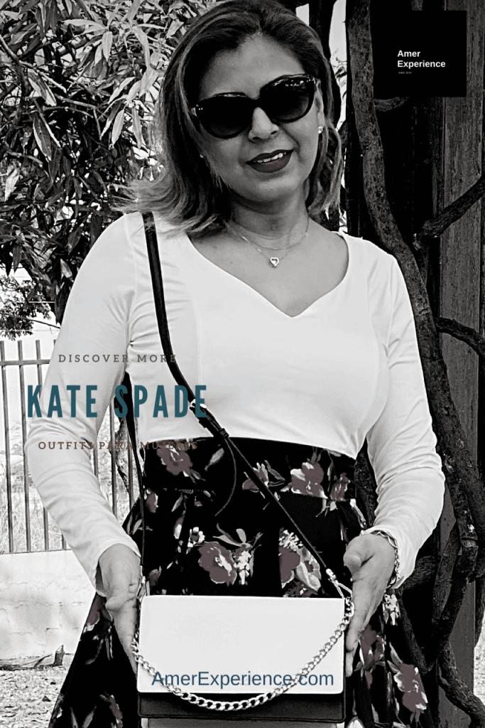 Diseñadora Kate Spade Nueva York Moda Mujeres Elegantes Modela Germania Romo Ecuador Emprendora