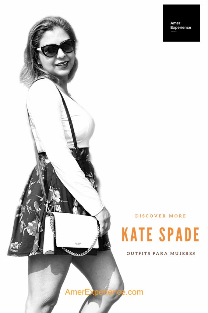 Designer Kate Spade Moda Mujeres Elegantes Sexy Model Germania Romo Ecuador