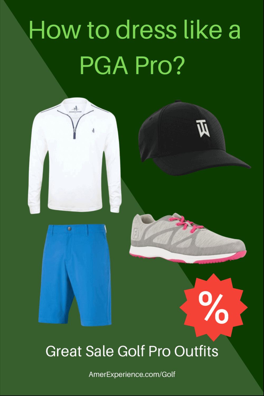 Do You Want To Dress Like A PGA Pro?