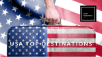 USA TOP DESTINATIONS THINGS TO DO TRAVEL