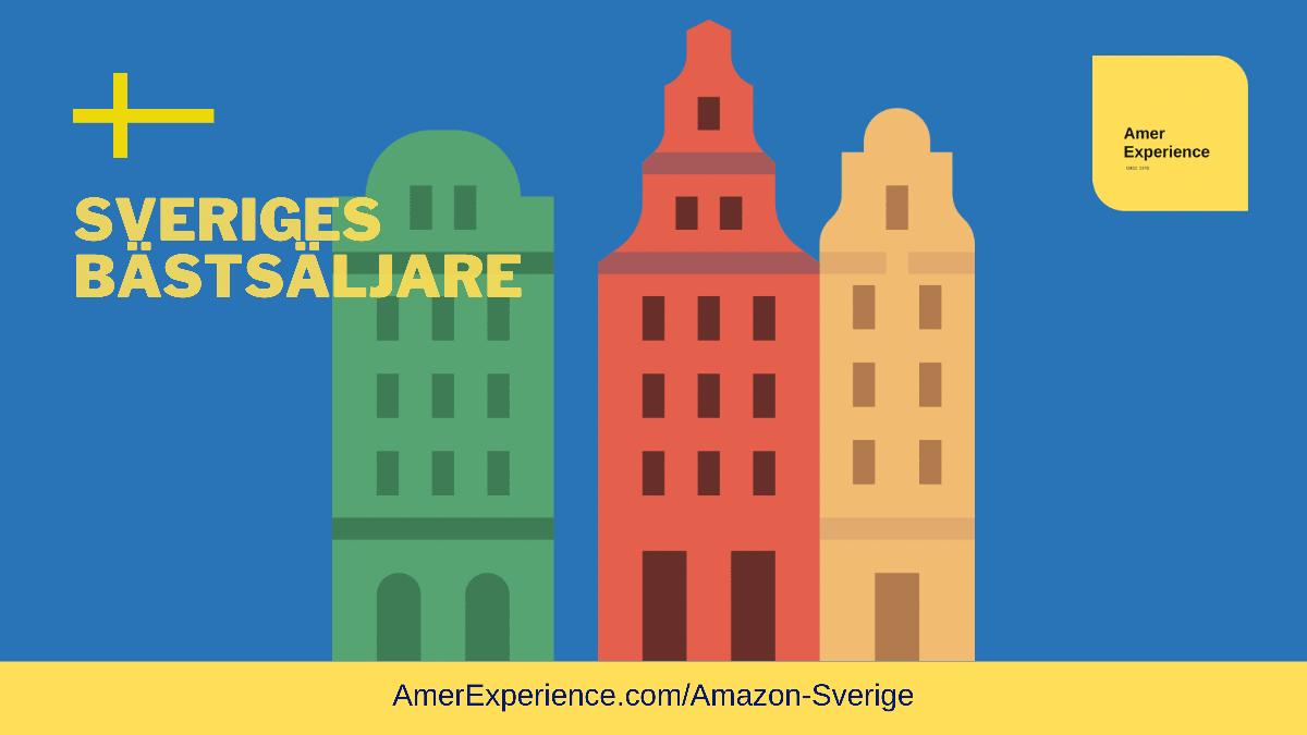 Amazon Sverige - Sveriges Bästsäljare Just Nu