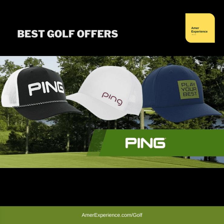 Best Online Offers Golf Headwear Ping