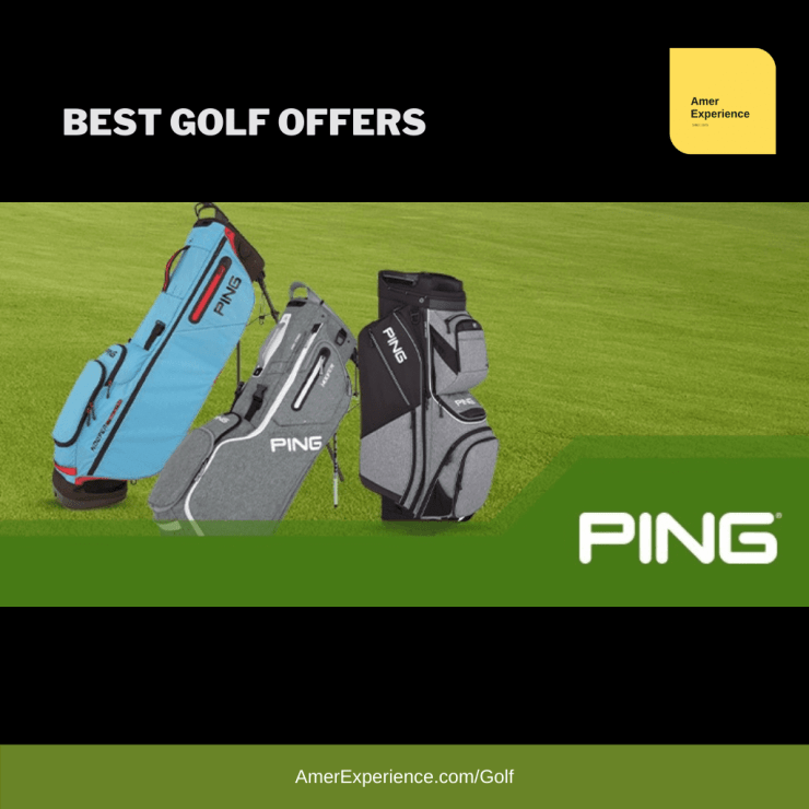 Best Online Offers Golf Bags Ping