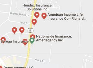 Murfreesboro Insurance Agents