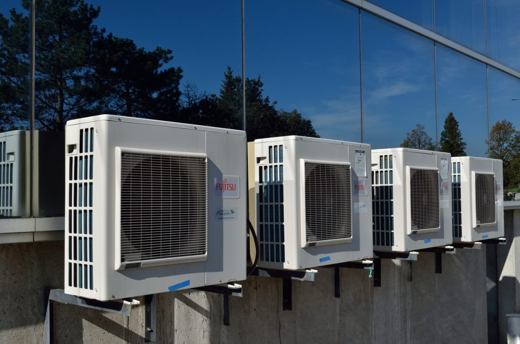 HVAC Contractor General Liability