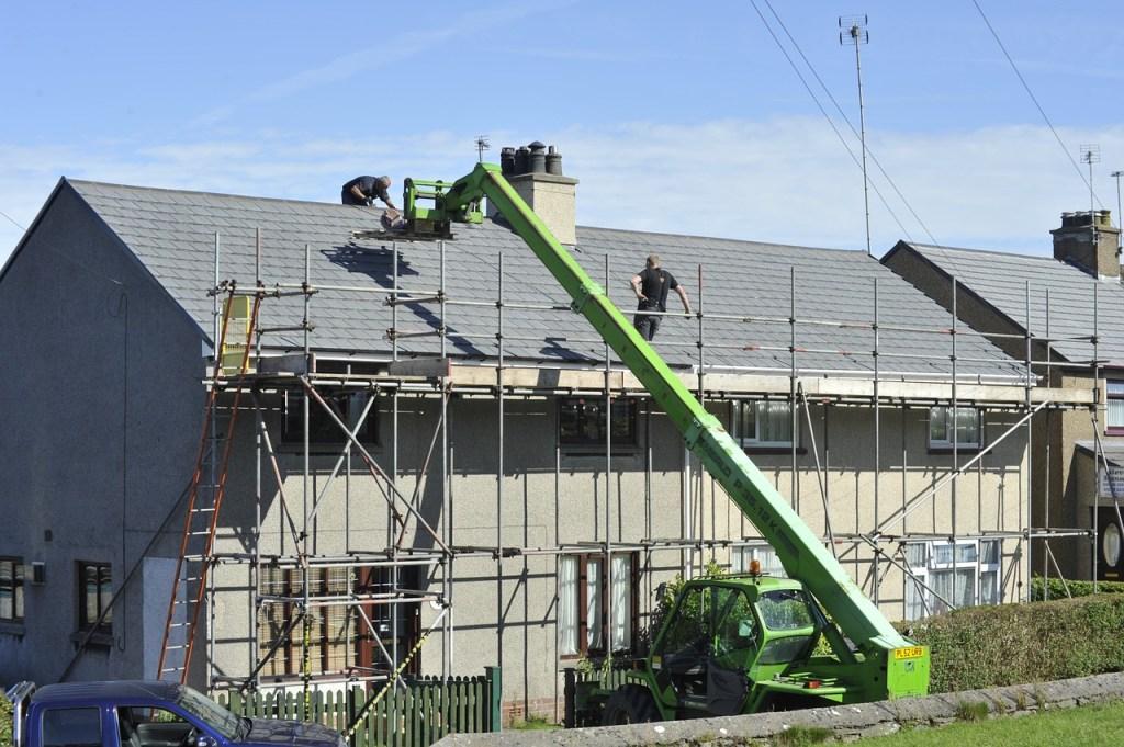 Seguro De Roofing