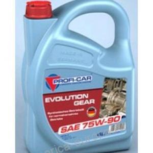 PROF GL4 Evolution Gear SAE 75W/90 (4 L) масло трансмиссионное