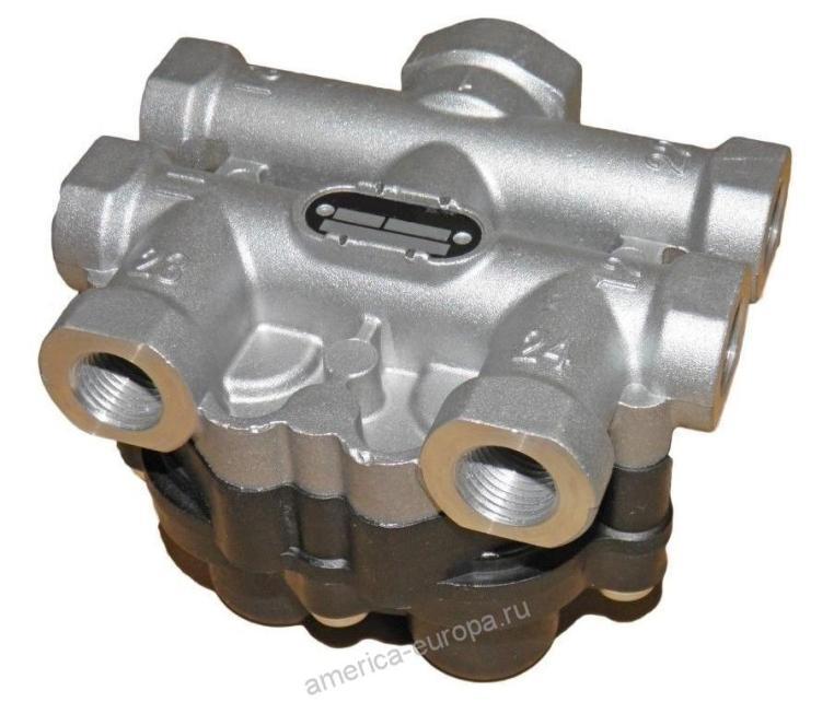 Клапан 4-х контурный защитный VOLVO FH12/16