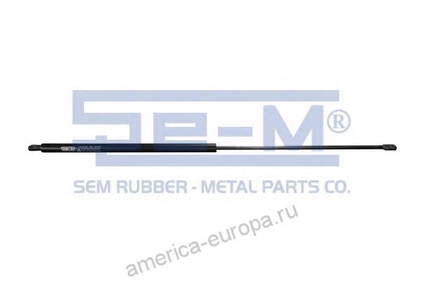 SEM8376_амортизатор капота !400-720 O/O d7x5 220N MAN F2000