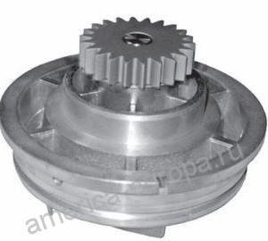 насос водяной RVI Premium ЯМЗ-650