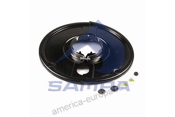 Щитки пылезащитные SNK420x180/200 SAF SKRS 9042 ->95