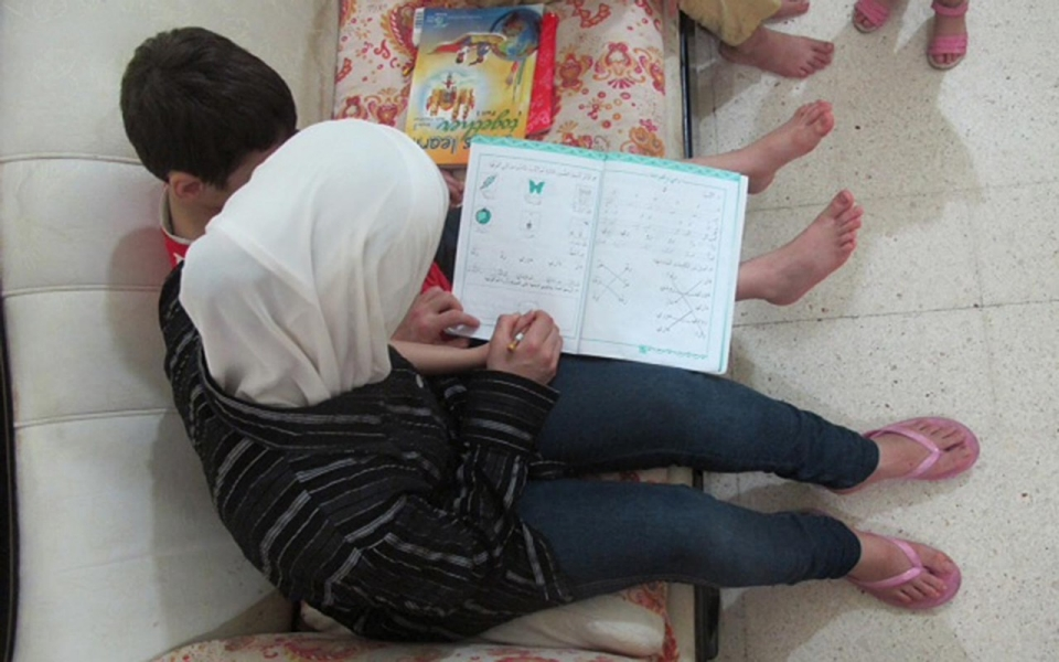 Beirut Syrian refugees adapt to makeshift lives  Al Jazeera America