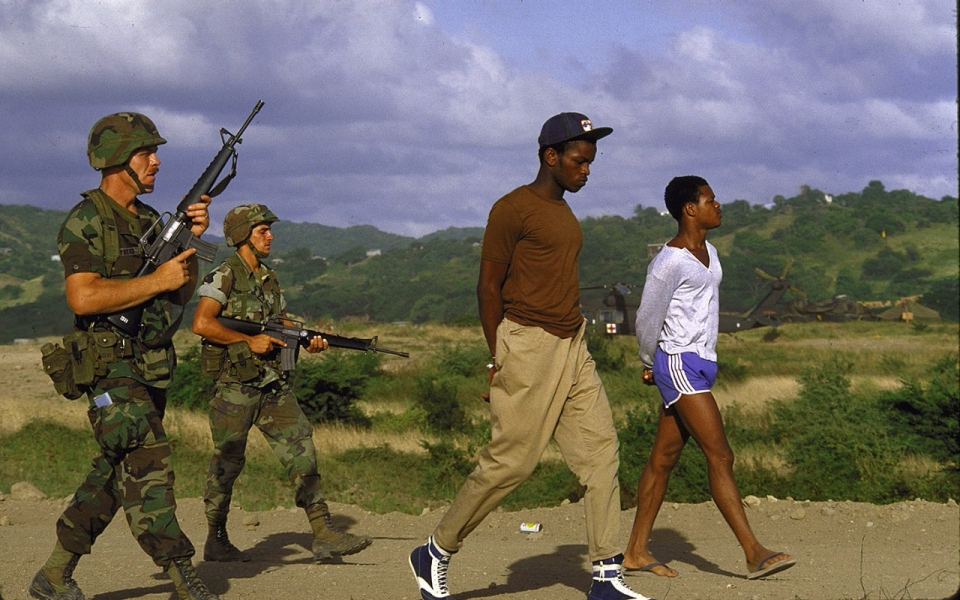 Image result for grenada invasion