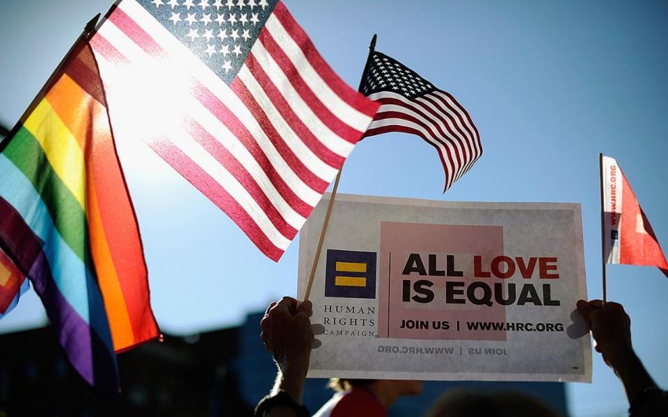 Resultado de imagen para all love is equal