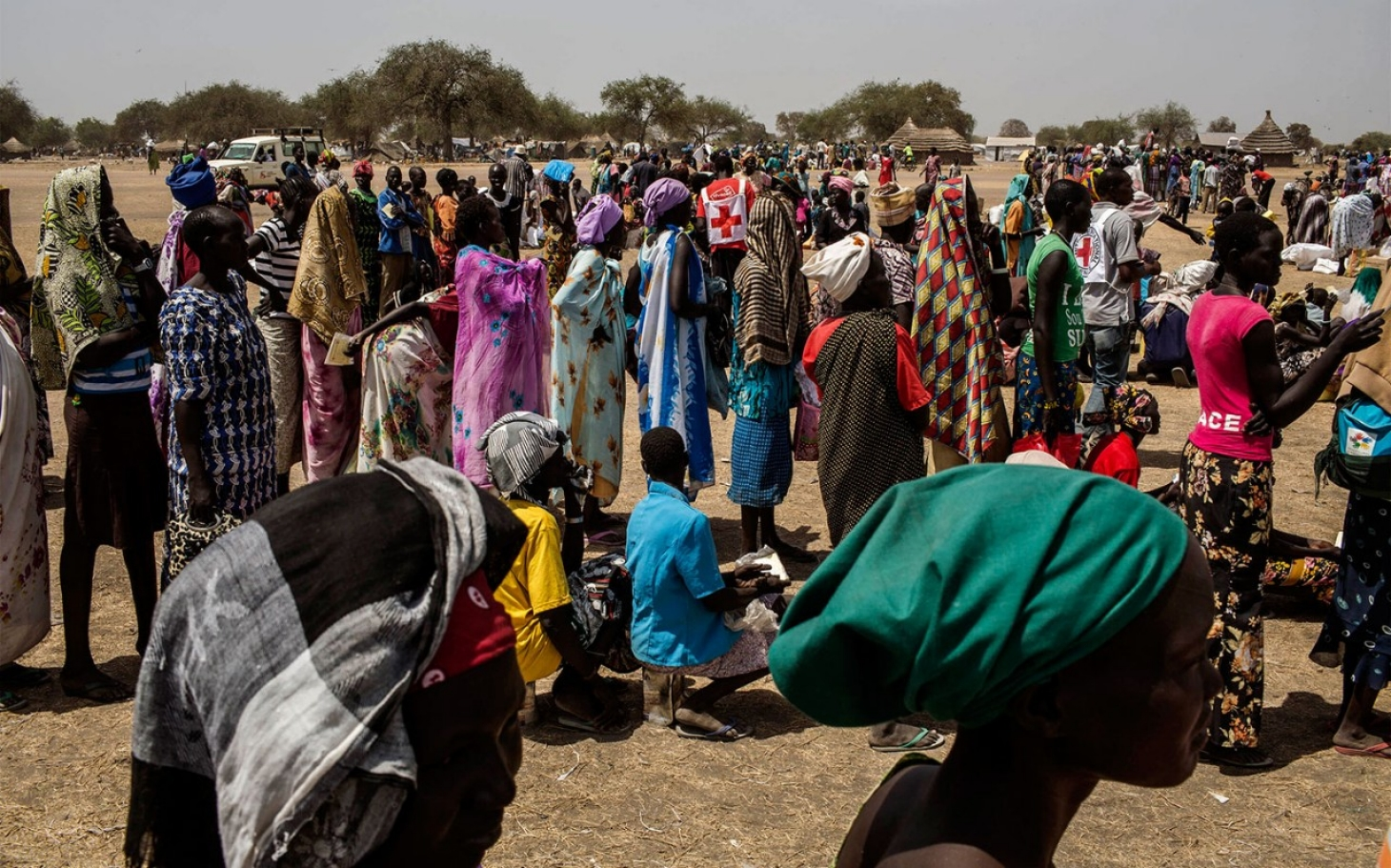 Fleeing Civil War South Sudanese Say National Unity Is A