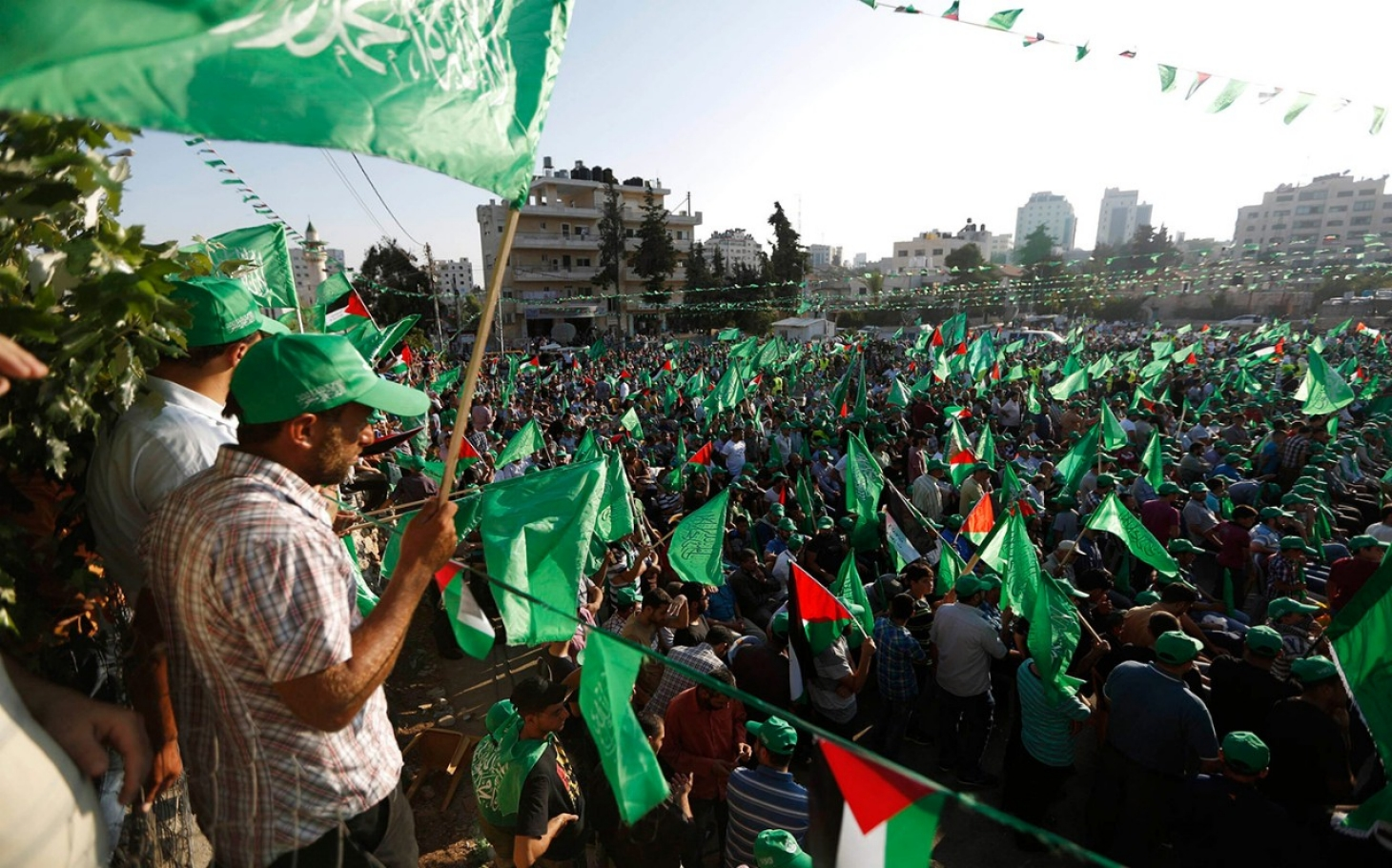 Support for Hamas armed confrontation spikes after Gaza