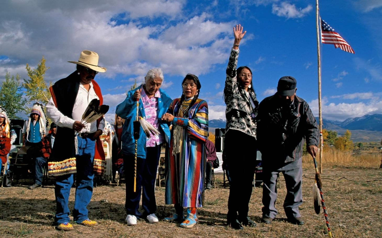 Census Challenge Of Counting Native Americans
