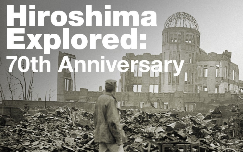 Image result for Hiroshima 70