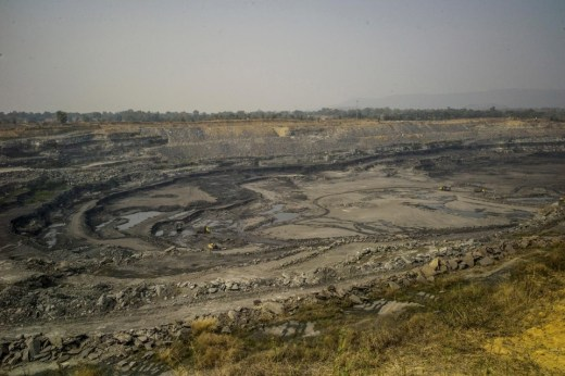 India coal