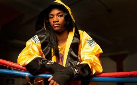 Can boxer Claressa Shields repeat in Rio  Al Jazeera America