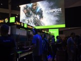 Visitors to E3 Gaming Expo check out the latest in gaming.