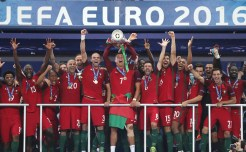 Portugal 1-0 France, wins the 2016 European Championship