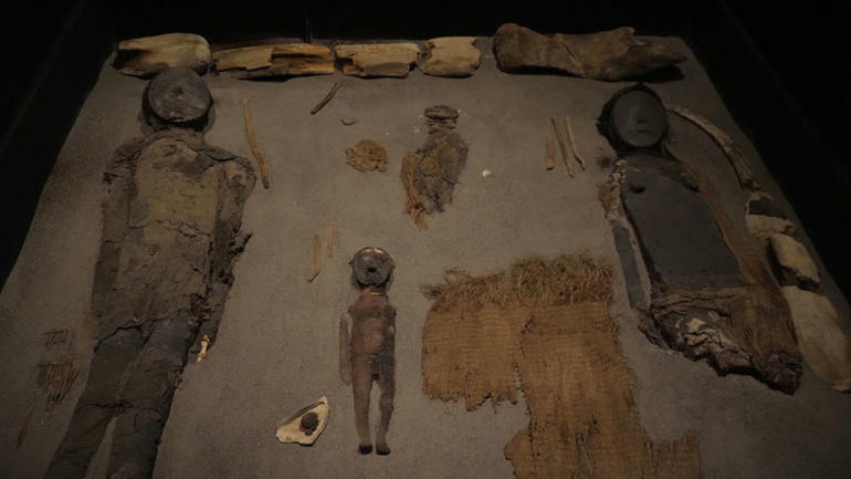 world s oldest mummies