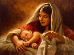 1 ENERO: MADRE DE DIOS