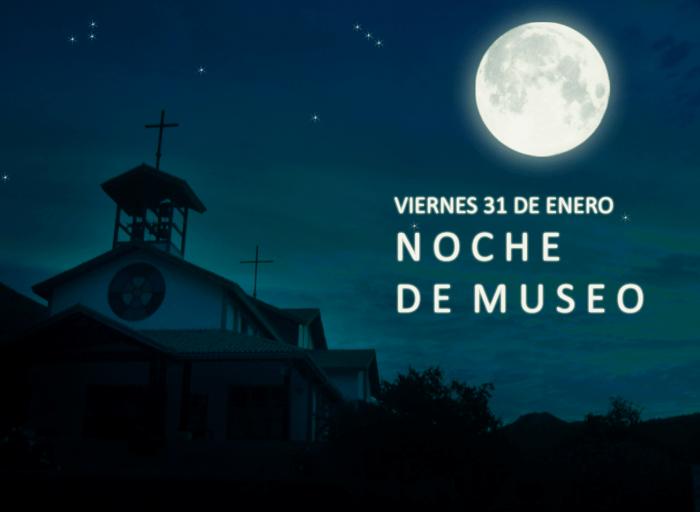 NOCHE DE MUSEOS EN AUCO