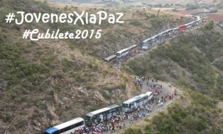 PEREGRINACIÓN JUVENIL EN MÉXICO