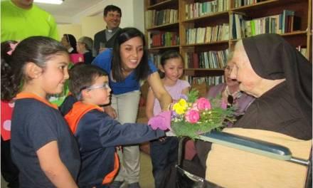 HNA. ROSA NICOLETTI ZINI               80 AÑOS DE VIDA RELIGIOSA