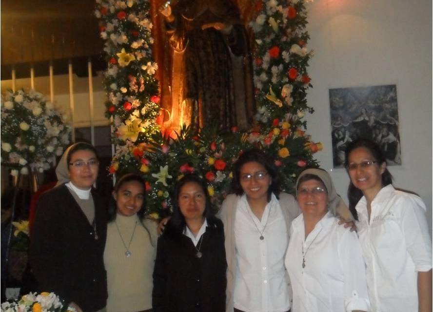 CLAUSURA V CENTENARIO STA. TERESA EN MÉXICO