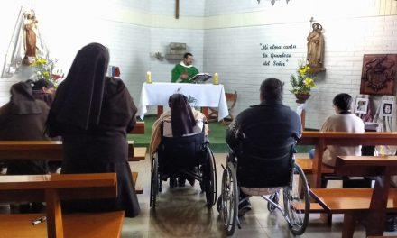 ORDENACIÓN SACERDOTAL FR. PATRICIO DEL NIÑO JESÚS JARA ARIAS