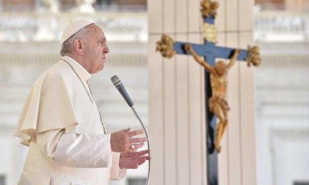 CATEQUESIS PAPAL 16 de mayo de 2018