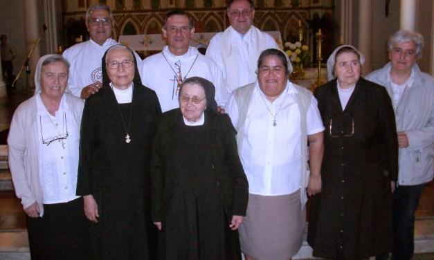 HNAS. DE GOYA CELEBRARON 60 AÑOS DE VIDA RELIGIOSA