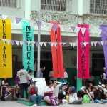 INAGURACIÓN DEL ENCUENTRO DE COLEGIOS EN CURUZÚ-CUATIÁ