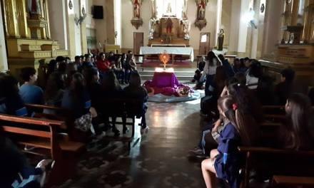 RECREOS EUCARÍSTICOS EN EL COLEGIO DEL CARMEN Y SAN JOSÉ
